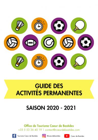 Activités permanentes 2020-2021
